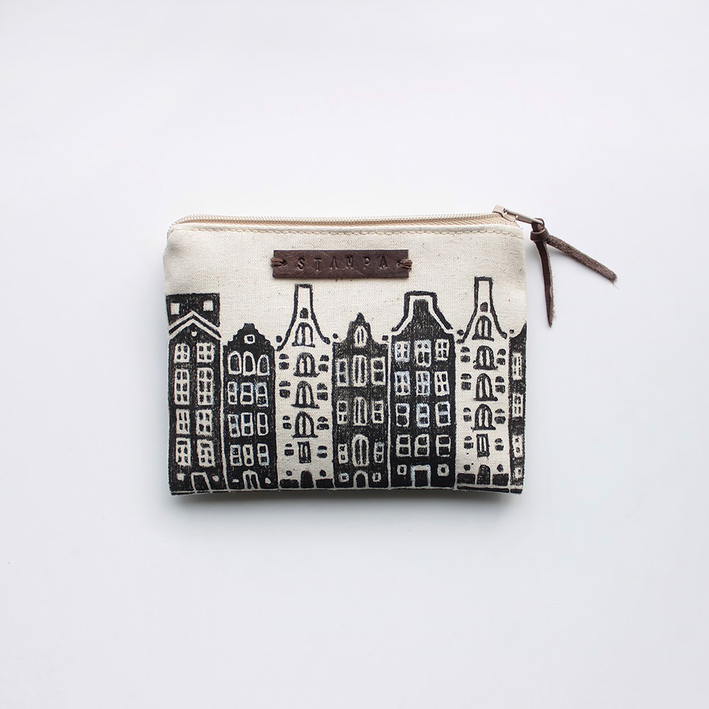 Picture of Small Amstedam Zipper Pouch