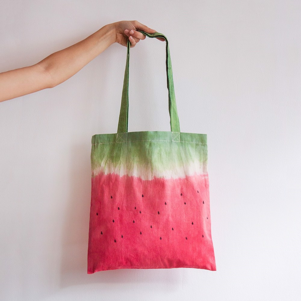 Picture of Watermelon Tote Stampa