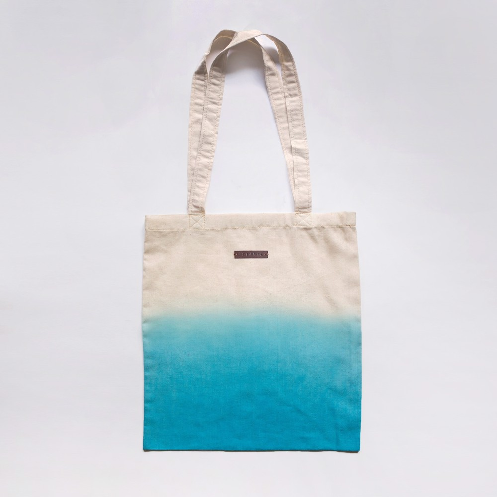 Picture of Turquoise Tote Stampa