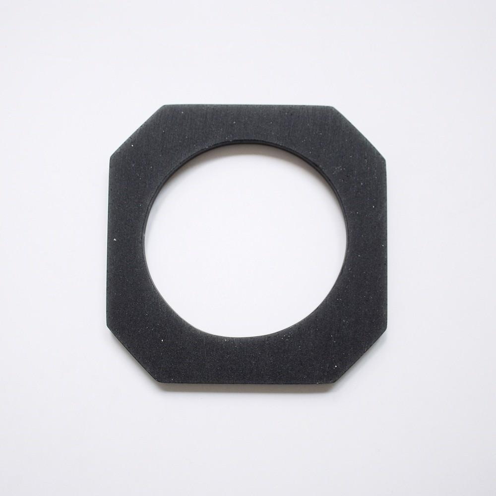 Picture of Black Octagon Bracelet 'Blend'