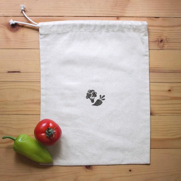 Снимка на L Торбичка за зеленчуци