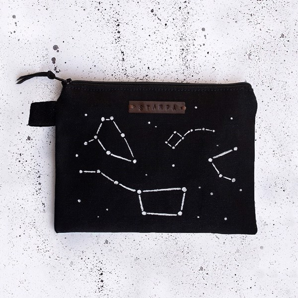 Picture of Constellations Zipper Pouch
