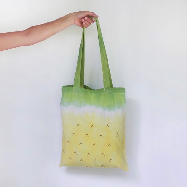 Picture of Pineapple Tote Stampa