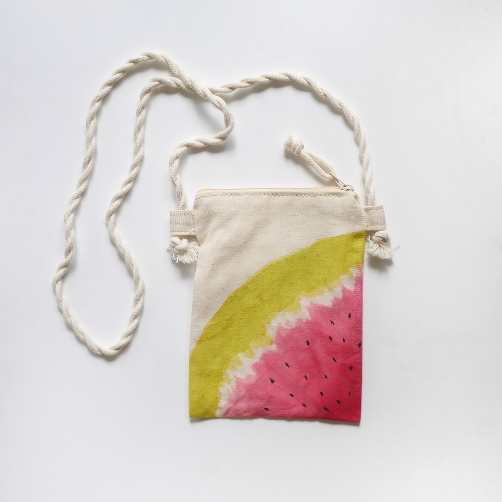 Picture of Watermelon Small Crossbody Pouch