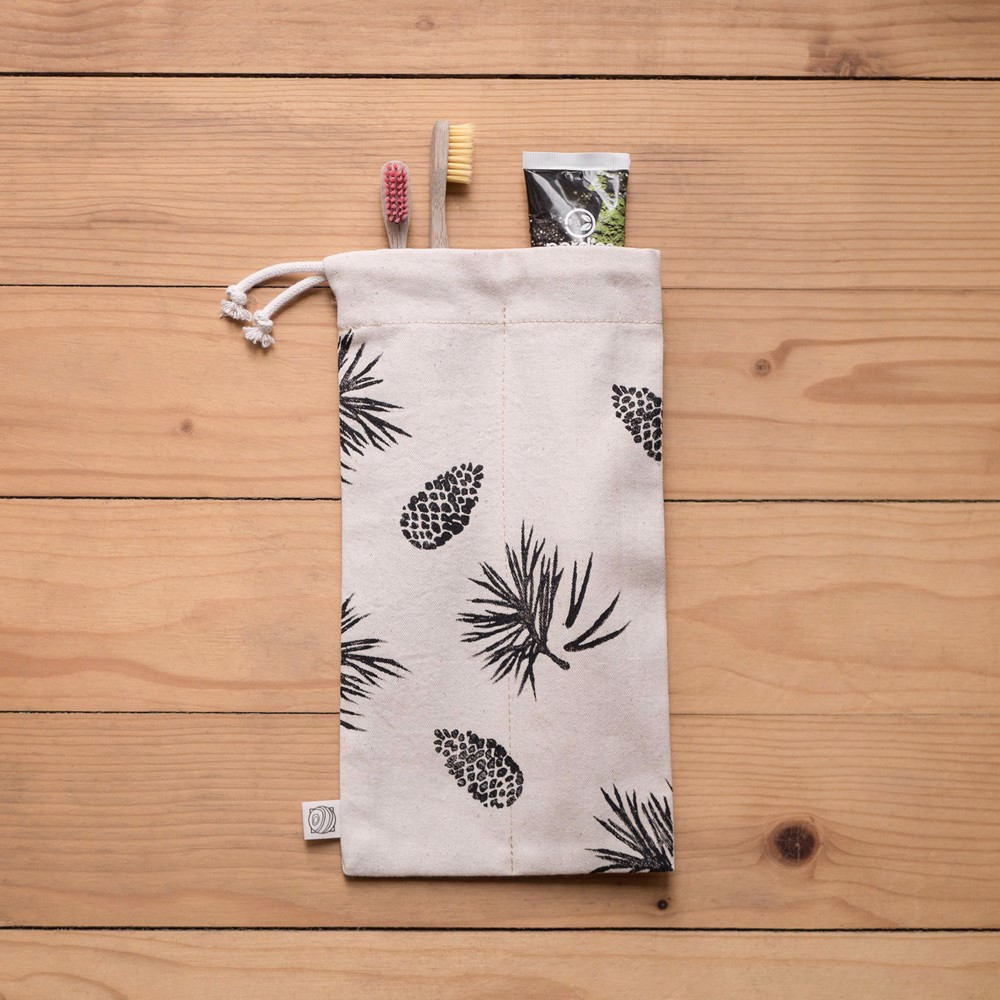 Picture of Tooth Accessories Travel Pouch