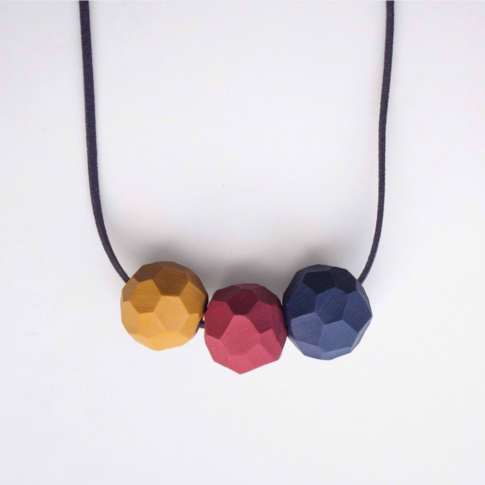 Picture of Sunset Necklace 'Builder'