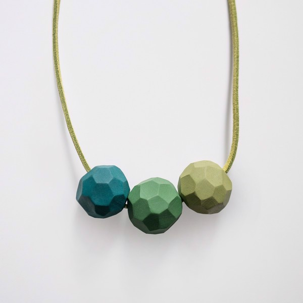 Picture of Pine Forest Necklace 'Builder'