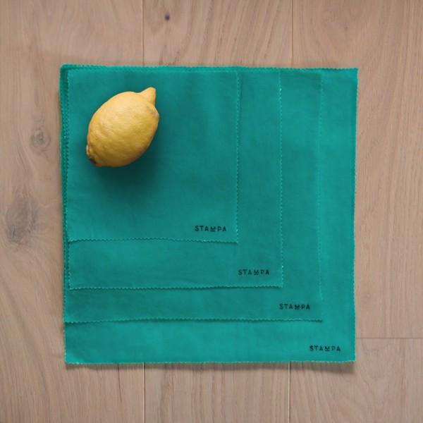 Снимка на 4бр Восъчни кърпи за многократно увиване на храна - Тревист Сет