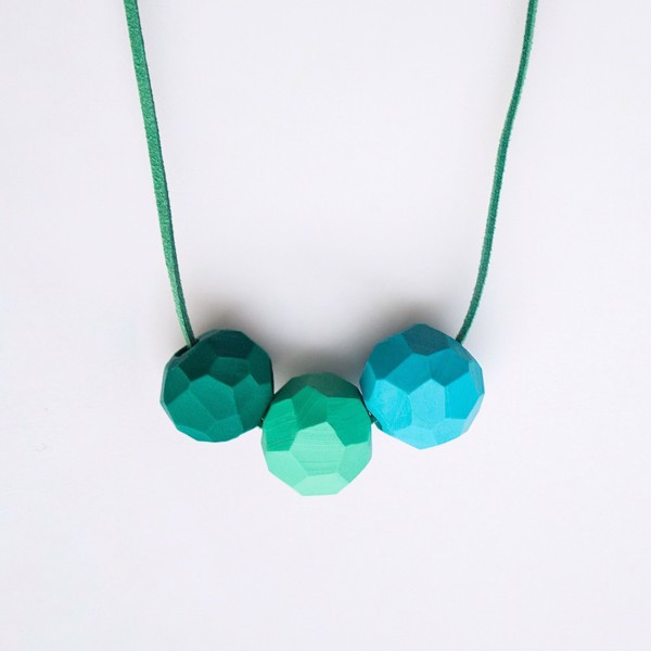 Picture of Marine Necklace 'Builder'