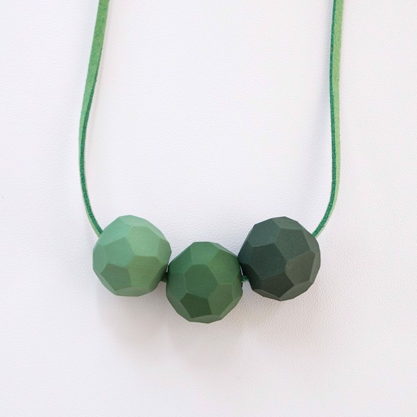 Picture of Forest Necklace 'Builder'